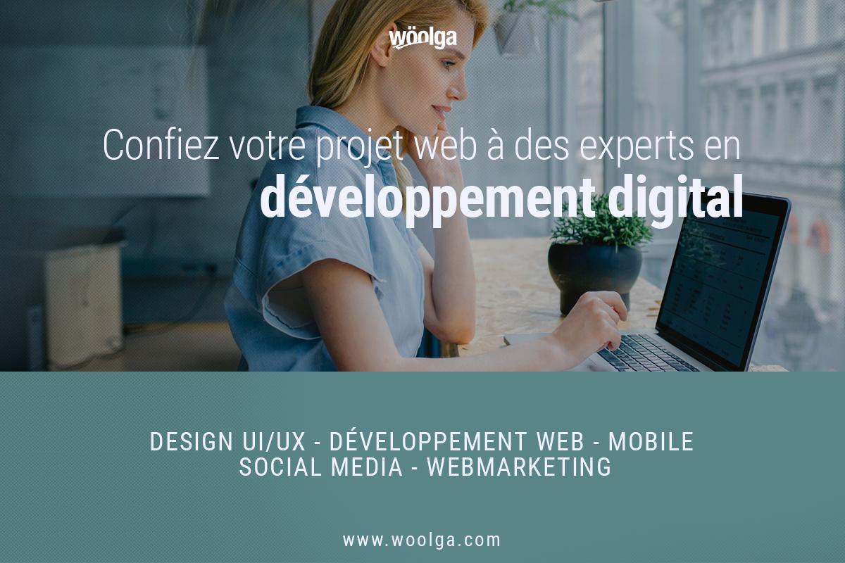 eacceb8cef6 Agence web Woolga